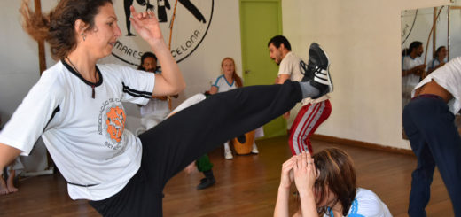 capoeira a la une - capoeira barcelona